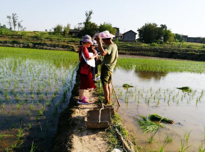 泸县农林局开展党风廉政建设社会评价入户走访工作